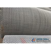 Quality Crimped Sieving Wire Mesh Used for Vibrating Screen in Mining Industry wholesale