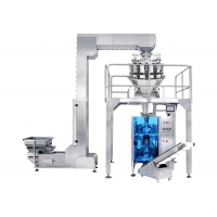 China Multihead 88g Automatic Bag Packaging Machine For Food on sale