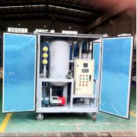 Quality ZJA-Series Double Stage Vaccum Transformer Oil Purifier wholesale