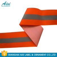 Quality Orange Reflective Clothing Tape High Light 3 M Garment Accessories Reflective Tape wholesale