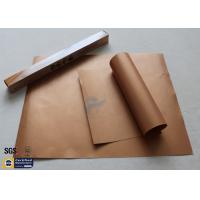 Quality Non Stick Silicone Baking Mat FDA PTFE Copper 33X40CM 0.2MM BBQ Grill Mat wholesale