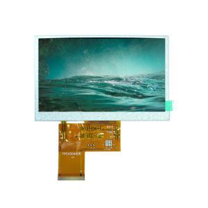 "Quality 480*272  ST7282  IC 500cd/M2 4.3"" TFT LCD Display wholesale"