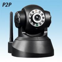 China Two-way Audio Pan and Tilt Wireless IP Camera Indoor Use on sale