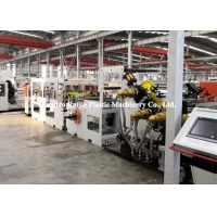 China 1220mm PLA Biodegradable Plastic Board Production Line on sale