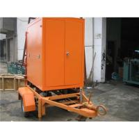 Quality Oil Purifier, Mobile Transformer Oil Filtration Machine for outside field transformer service wholesale