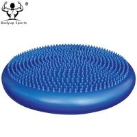 Quality PVC Balance Stability Disc , 13 Balance Air Cushion For Children Sitting Still Training wholesale