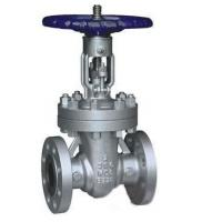 Quality Butt Weld Motor Operated Resilient Wedge Gate Valve Carbon Steel Rising Stem wholesale