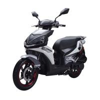 Quality Hand Brake Adults Street Legal Gas Scooter AH1P52QMI Engine 200mm Ground Clearance wholesale