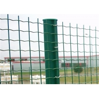 China PVC Plastic Coated Holland 0.5mm Welded Mesh Fencing on sale