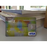 Quality Advanced ATM Card / VISA Smart Card with High-tech Anti-fake Feature wholesale
