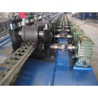 Quality 8m / min Q195 Q235 Steel Roll Forming Machine with 100mm -600 mm Width wholesale