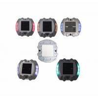 Buy cheap CE RoHS IP68 Solar Road Studs Proven To Increase Night Time Road Safety from wholesalers