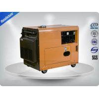 Quality Electric Starter Powerful Gasoline Generator Set Silent Less maintenance wholesale