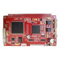 Quality Red Color Refurbished Mainboard , Printer Logic Board Printer Accessory wholesale