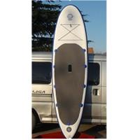 Quality Morden Womens Inflatable Paddle Board , Stand Up Surfboard Yoga Mat Non Slip wholesale