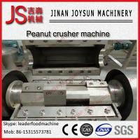 Quality High Performance Almond Mill Peanut Crusher Machine 300 kg / h wholesale