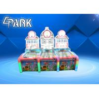 China Clumsy Clock Simulator Coin Operated Amusement Machines Three Person on sale
