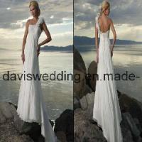 China Maggie 2011 Beach Wedding Dress (JD1425) on sale