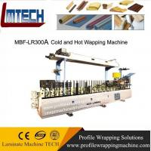 Quality aluminum door kits wrapping laminating machine wholesale