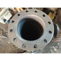 Quality EN-JS 1030 ( GGG-40 ) Casting Iron Double Flanged Butterfly Valve DN50 - DN400 wholesale