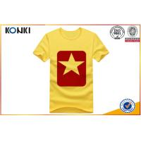 Quality Various Colors Customize Your Own Shirt , Simple Design O - Neck T Shirts wholesale