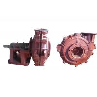 Quality WL Light Duty Small Sand Pump Sand Dredge Pump With Solid Particles 25-13860m3/H wholesale