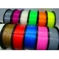 Quality Red / Pink 3D Pen Filament 100% Virgin 3D Printer Filament Materials wholesale