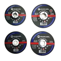 Quality Cut Off Abrasive EN12413 4 Inch Metal Cutting Discs For Industrial wholesale