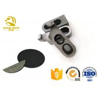 Quality High Gloss Polycrystalline Diamond Cutters PCD Milling Particles Of Nonferrous Metal / Organic Plate wholesale