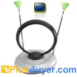 Quality Indoor TV Antenna for Digital TV, Analog TV, FM Radio wholesale