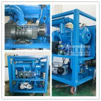 Quality Fully Enclosed Type Substation Field Use Vacuum Insulating Oil Filtration System 6000 Liters/Hour wholesale