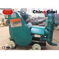 China ZMB - 3 Building Construction Equipment Single Cylinder Piston Grouting Pump on sale