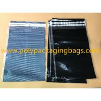 China Strong Self Adhesive Tear Proof Coex Plastic Poly Bags -30 - 50 Degree Temp on sale