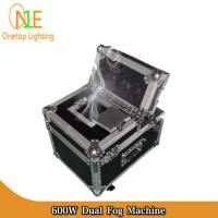 Quality DJ Light Factory 600w stage disco hazer DMX LCD control fog machine dual haze machine wholesale