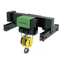 Buy cheap 10T Low headroom electric wire rope hoist for gantry crane and overhead crane from wholesalers
