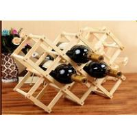 Quality New style Wooden Wine Rack wholesale