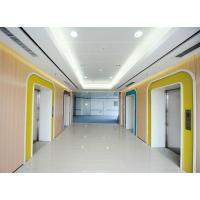 Cheap Office / hotel Fireproof Interior Decorative Metal Wall Panels With 3mm 4mm for sale