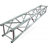 Quality Square Shape Aluminum Stage Truss 389mm X 389mm Silver For Wedding wholesale