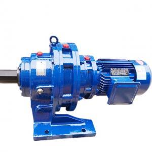 Quality XB Series Cycloidal Pinwheel Reducer Horizontal Cast Iron Customized Colour wholesale