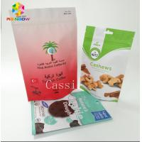Quality Digital Printing Snack Bag Packaging Resealable Aluminum Foil Stand Up Pouches wholesale