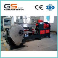 Quality Plastic Film Extruder Machine For PE Cross Linking Cable Material , PVC Extruder Machine  wholesale