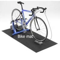 China Commercial Large Treadmill Exercise Bike Cycling Trainer Mat With Shockproof on sale