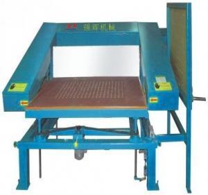 Quality 4.2 Kw PU Horizontal Foam Cutting Machine For Special Shaped Pillow Sponge wholesale