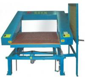 Quality Professional Special Shaped Pillow Cutter / Manual Pu Foam Cutting Machine wholesale