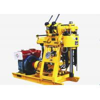 Quality Mechenical Spindle Geology Road Exploration Blasting Hole Core Dril Rig Drilling Depth 100m wholesale