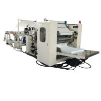 China Manufacturer Customized Automatic Facial Tissue Rolling Machine on sale