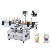 Quality Complete Cycle Rond Bottle Adhesive Labeling Machine Equipment wholesale