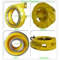 Quality Cast Process Suction Dredge Pump Dredge Pump Parts OEM / ODM Available wholesale