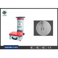 Quality Vessel Boiler Portable NDT X Ray Flaw Detector With Computer Control , AC220V wholesale