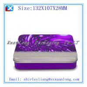 China Buy chocolate tin box/candy tin box from China on sale